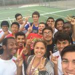 El Cajon Valley High School Boys Varsity Tennis beat Crawford Educational Complex 14-4