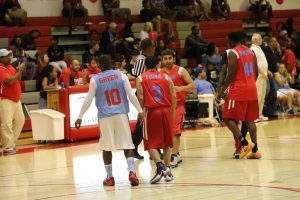 ECV United Alumni Basketball Game 4/15/16