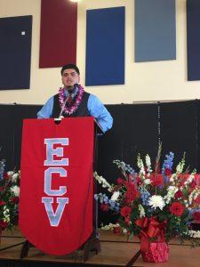 2016 ECVHS Athletic Awards Ceremony