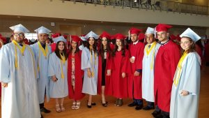 2016 ECVHS Graduation