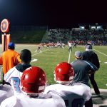 El Cajon Valley High School Varsity Football beat Clairemont High School 32-28