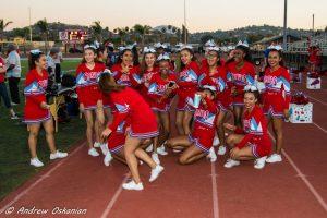 El Cajon Valley HS Vs. Crawford HS