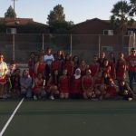 El Cajon Valley High School Girls Varsity Tennis beat El Capitan High School 12-6
