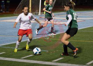 El Cajon Valley Vs. Helix High School JV Soccer Match