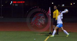 El Cajon Valley vs Kearny High School Girls Varsity Soccer Match