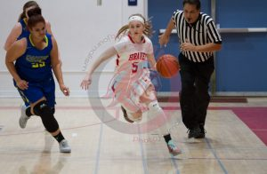 El Cajon Valley vs. Grossmont High School Basketball Girls Varsity Game