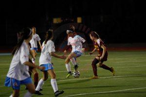 Girls Varsity Soccer VS Monte Vista