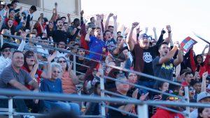 El Cajon Valley High School Boys Varsity Soccer CIF Southern Section State-Semifinal