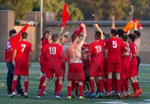 EL Cajon Valley Vs. Santa Clara CIF California State Championship Soccer Game