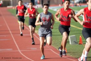 El Cajon Valley Vs. Mount Miguel Boys and Girls Track and Field