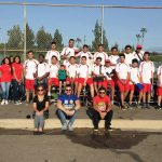 El Cajon Valley High School Boys Varsity Tennis beat Gompers Preparatory Academy 14-4