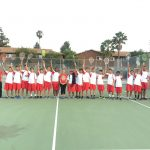 El Cajon Valley High School Boys Varsity Tennis beat Monte Vista/Spring Valley High School 81-71