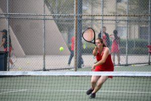 El Cajon Valley HS vs. Monte Vista HS girls tennis