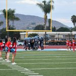 Football Game El Cajon Valley HS vs. Clairemont HS 32-21