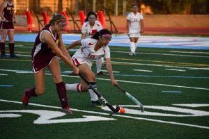 El Cajon Valley HS vs. Point Loma, Girls field Hockey