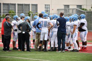 El Cajon Valley HS vs. Crawford varsity football