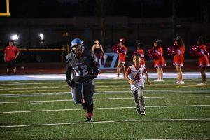 El Cajon Valley HS VS. Chula Vista HS varsity football