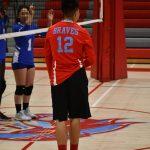 El Cajon Valley Vs. O'Farrell Girls Varsity Volleyball