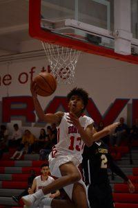 Varsity Basketball Boys vs. El Capitan High School