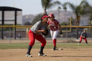 Girls Softball v. Mt. Miguel