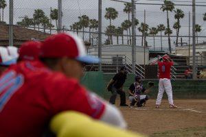 Boys Baseball v. The Rock Academy
