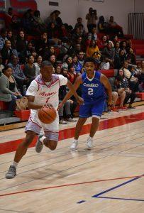 Boys Basketball vs. San Diego Academy