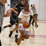 ECVHS vs. Santana High School Boys Basketball