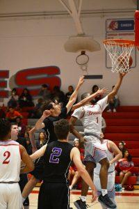 ECVHS vs. Santana High School Boys Basketball