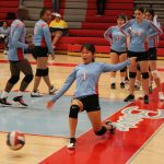 Girls Volleyball v. Warner High School (August 20, 2019)