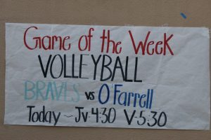 ECV Game of the Week: ECV Girls Volleyball v. O'Farrell Charter School (August 22, 2019)