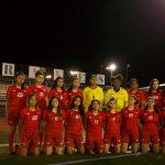 ECV Girls Soccer 18/19