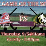 ECV Game of the Week – Field Hockey v. Sage Creek, Thursday @ 5:00pm, Home