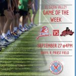 ECV Game of the Week – Cross Country v. Mt. Miguel @ ECV (Friday, September 27, 2019)
