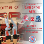 ECV Game of the Week – Girls Volleyball v. Granite Hills @ ECV (October 1, 2019 @ 4:00pm)