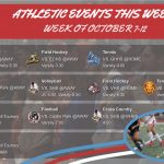 ECV Athletic Events This Week (October 7th – 12th)