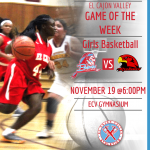 ECV Game of the Week: Lady Braves Basketball v. Mountain Empire (Tuesday, November 19, 2019 @ 6:00pm)