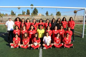 ECV Girls Soccer Team Photos