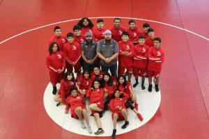 ECV Wrestling Team Photos