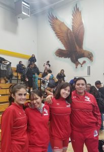 ECV Girls Wrestling