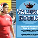 Valeria Rocha – ECV's Queen of the Mat