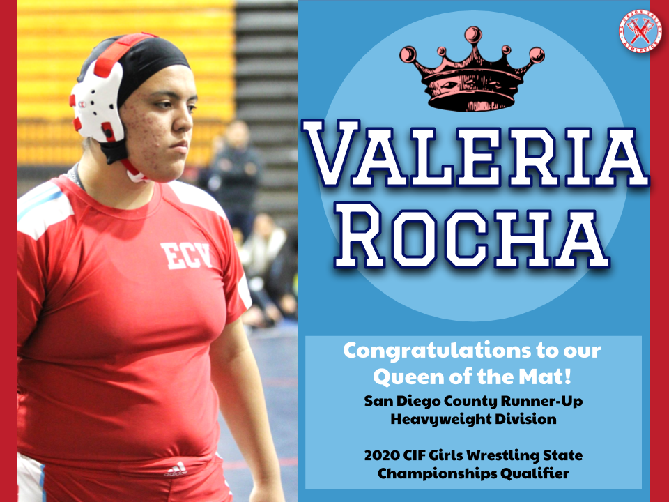 Valeria Rocha – ECV's Queen of the Mat