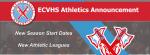 ECVHS Athletics Update – 9/1/20