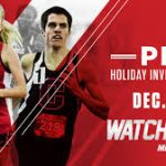 CANCELLED Indoor T&F =PR= Holiday Invitational 12/17/16