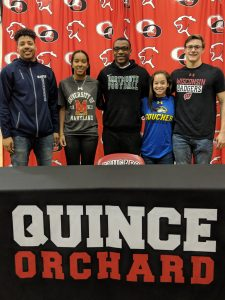 December Signing Day Ceremony