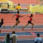 Indoor Track & Field All Set Personal Bests at State Championships
