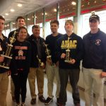 Northside High School Coed Varsity Riflery beat Upson Lee High School 1157-1114