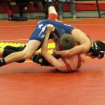 After Two Competition Dates, Young Northside Wrestling Team Showing Potential