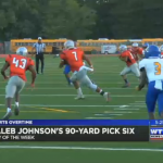 WTVM Play of the Week Winner – # 7 Caleb Johnson