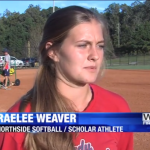 WLTZ – Scholar Athlete of the Week – Raelee Weaver