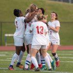 Girls Soccer team takes down Columbus 3-2 in overtime!